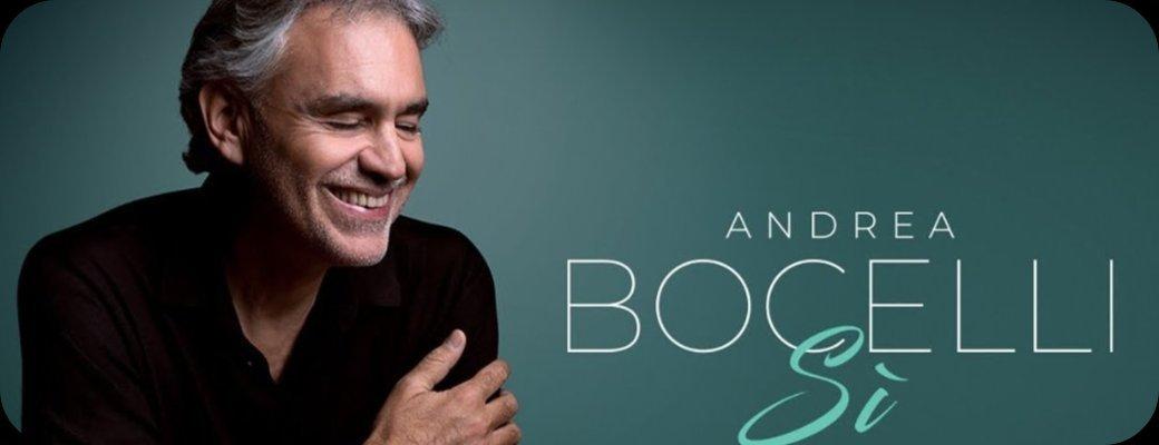 Lajatico concert 2019 - Ali di Libertà - Andrea Bocelli la Teatro del Silenzio